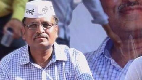 Satyendra Jain under CBI scanner