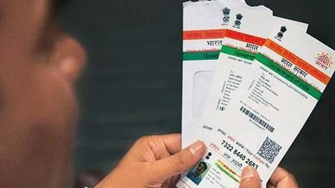 Linking Aadhaar: SC Asks Govt Whether It Plans To Take Coercive Action