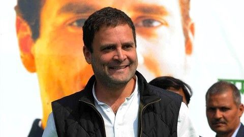 Rahul Gandhi back to his infamous gaffes