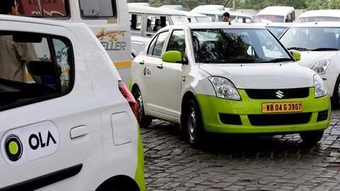 Ola driver harasses Kolkata stylist in Bengaluru, child locks cab