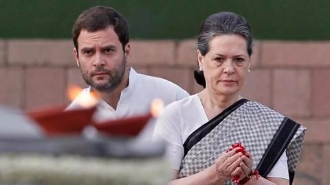 Sonia stepped into save Tehelka financiers, says book