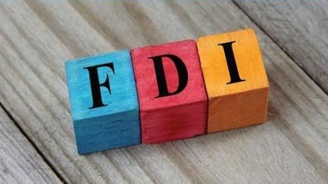 Cabinet FDI Policy Two New Delhi
