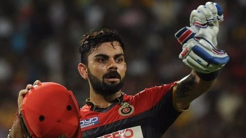 Kohli signs a new 8 year deal with Puma