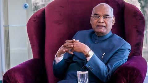 Why can't we have more Dalit, women judges: President Ram Nath Kovind