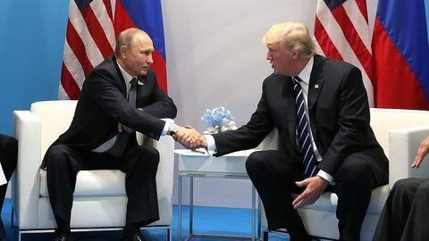 Trump, Putin discuss Syria, North Korea in 1-hour phone conversation