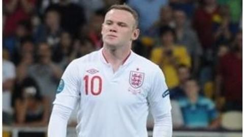 Looking back at Rooney's international career