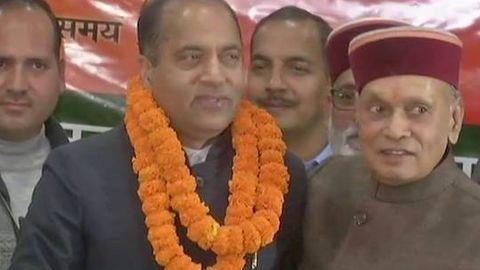 BJP names Jairam Thakur as Himachal Pradesh CM