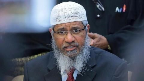 NIA files chargesheet against Zakir Naik for hate speeches