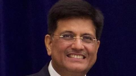Piyush Goyal replaces Prabhu as Railway Minister