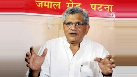 Sitaram Yechury Talks Impeachment Of Chief Justice, Eyes Budget Session