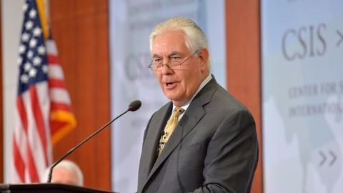 US Secretary of State Rex Tillerson to visit India, Pakistan next week