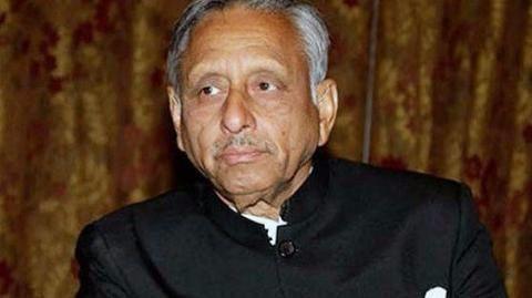 """Congress's Mani Shankar Aiyar calls Modi """"neech"""""""