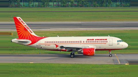 Tardy Air India Passenger Slaps Official At Delhi Airport. She Slaps Back