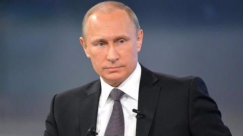 Putin proposes Syrian peace congress to end 6-year civil war