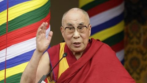 China: Meeting Dalai Lama a 'major offence'