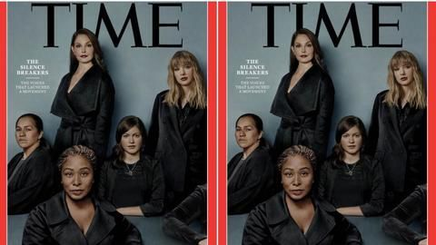The faceless elbow on TIME magazine's cover