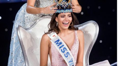 India's Manushi Chhillar wins Miss World crown