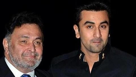 Rishi Kapoor does it again!