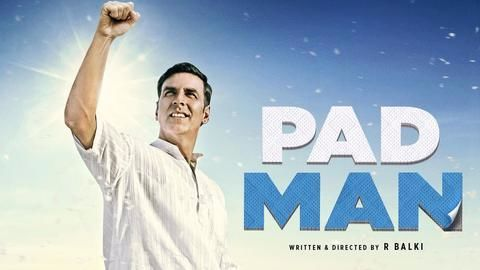 Akshay Kumar aired next poster of PadMan on his Twitter handle