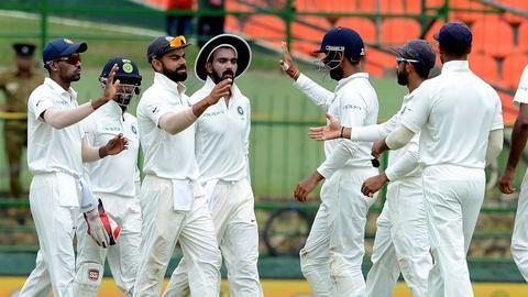 Ind-SL 3rd Test: Lankans manage a draw
