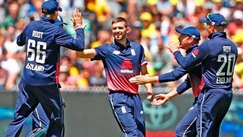 1st ODI: England beat Australia by 5 wickets