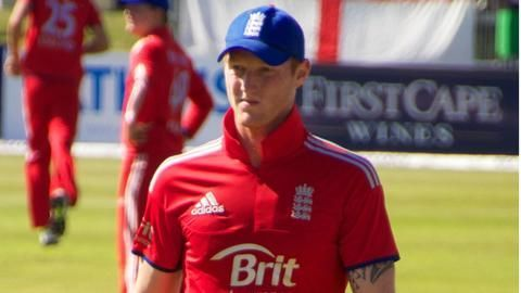 Stokes named in England one-day squad