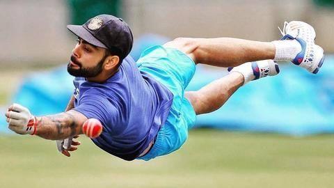 Kohli leapfrogs to No. 2 in Tests