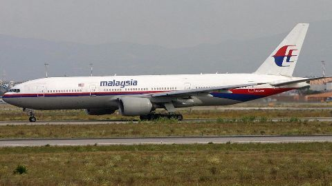 Wreckage found may belong to MH370