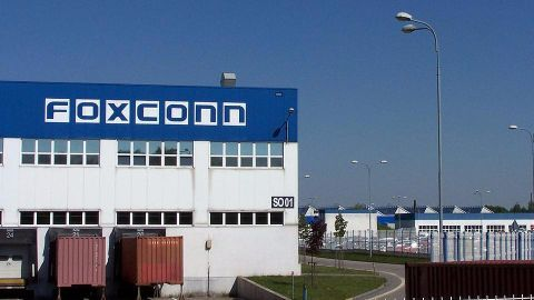 Foxconn's journey in India