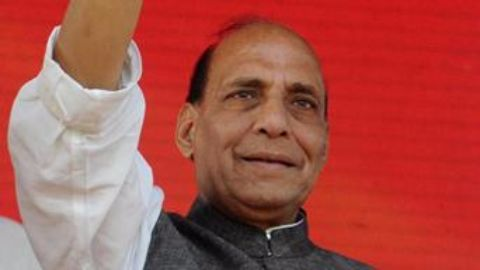 Home Minister condemns the attack