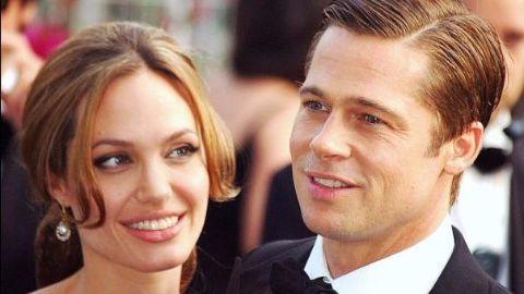 Jennifer's 5 years as Mrs. Brad Pitt