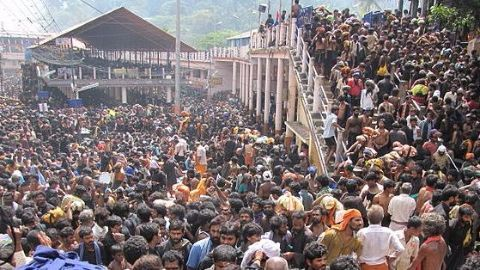 Earlier instance of stampede at Haridwar during Kumbh