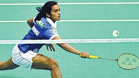 The Rising Star of Badminton- PV Sindhu!