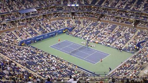 Sharapova's second Gland Slam victory