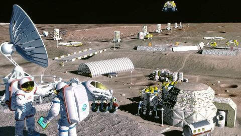 Mars isolation experiment gets underway
