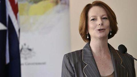 Rudd cut down by opinion