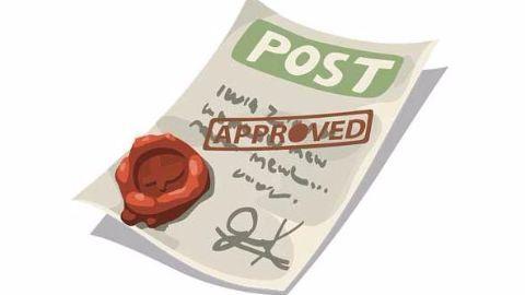 Stamps issued under political pressure