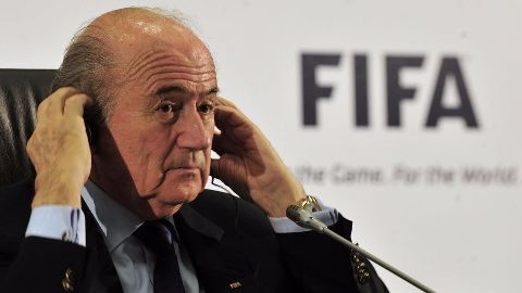 Corruption case: Blatter comes crashing down