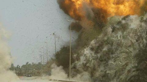 New blast in Liuzhou after Wednesday's serial-blasts