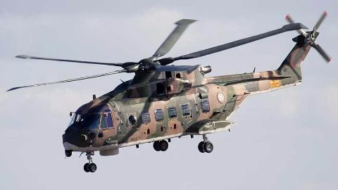 VVIP helicopter scam comes crashing down