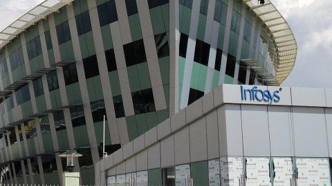 Infosys CFO steps down