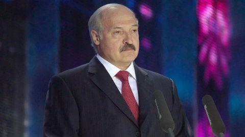 Lukashenko elected Belarus President