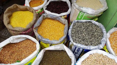 Pulses prices rise upto ₹187/Kg
