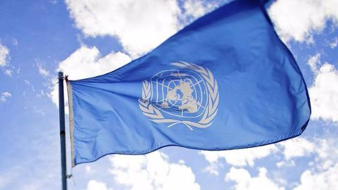 Condemnation by the United Nations
