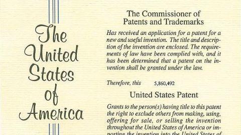 WARF's patent