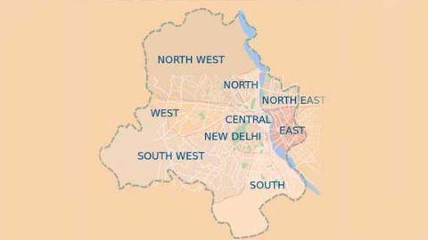 Center-State tug of war for Delhi police