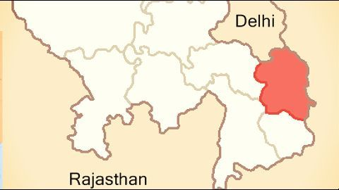 7 policemen suspended after the Dalit attack