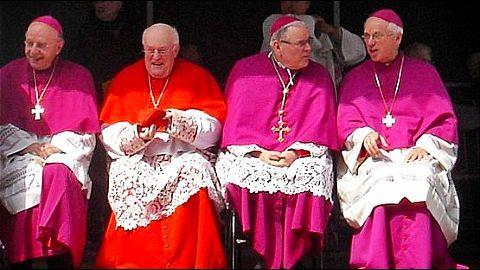 Vatican cardinals condemn the report
