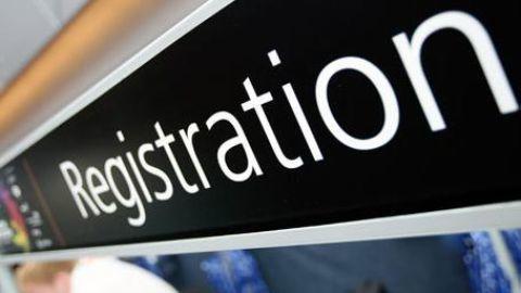 Online registration of players starts