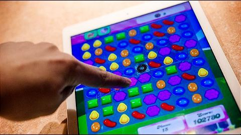 Candy Crush's unprecedented commercial success